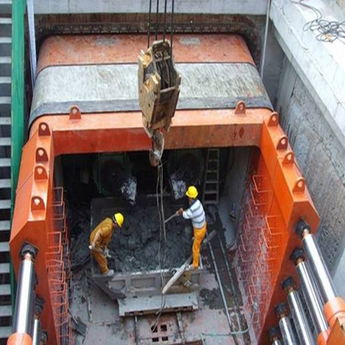 新疆顶管工程施工设计