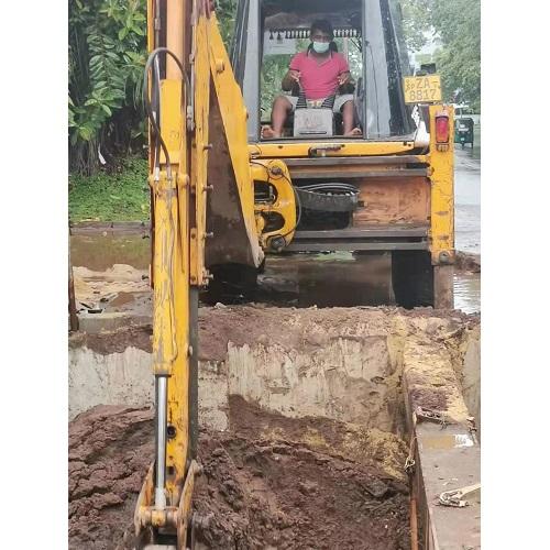 斯里兰卡在干工程
