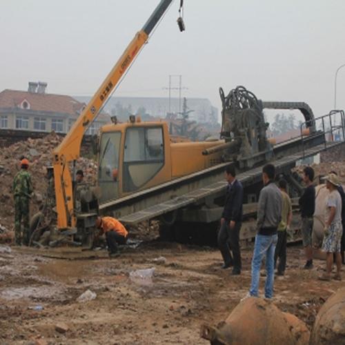 新疆非开挖顶管施工