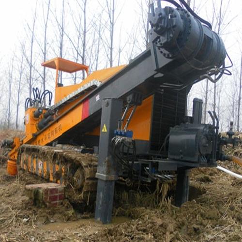 新疆非开挖顶管工程