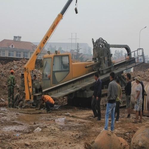 新疆水平定向钻施工